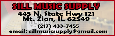 Sill Music Supply