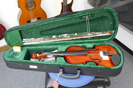 Good starter violin for adults