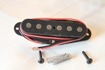 Bill Lawrence T-1 Black Label replacement pickup with 5 year warranty
