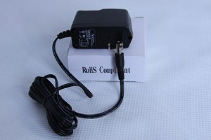 9 volt negative tip---Extra Wall Adapter for the Pro Guitar Pedal