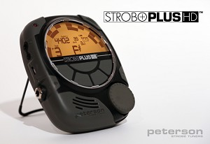 New Peterson Strobo Plus HD Tuner