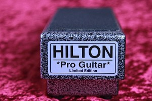 Hilton Pro Guitar Pedal--Limited Edition --without AC wall plug