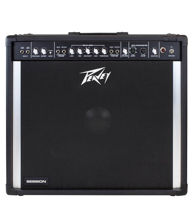 The new Peavey Session is really the best of several previous Peavey steel guitar amplifiers