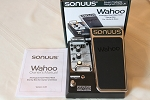 Sonuus Wahoo Analouge Dual-Filter/Wah Stomp Box for Guitar and Bass
