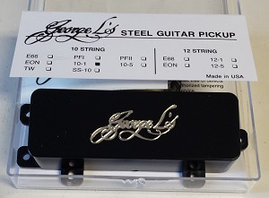 George L's  10-1 steel guitar pickup