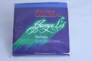 Acoustic bronze 6 string set of guitar strings