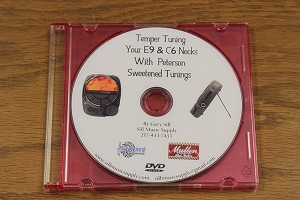Picture of the Tuning Video DVD
