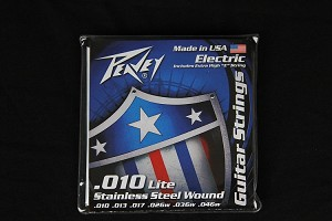 Peavey Stainless Lite electric guitar stringss