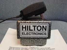 Hilton Regular Profile with Tuner Out