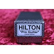 Front of the Hilton Pro Guitar Pedal